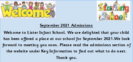 Lister Infant School